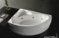 Гидромассажная ванна Devit Gredos 15010129L левосторонняя