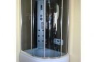 Гидромассажный бокс с глубоким поддоном AquaStream Classic 128 HB L (левый)