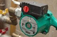 Установка циркуляционного насоса в систему отопления