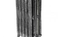 Дизайн-радиатор Carron Rococco LD026/027 185/945 грунт