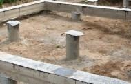 Столбчатый фундамент. Область применения и особенности конструкции.