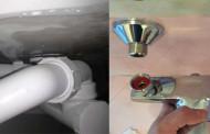 Подключение ванны к канализации, подключение смесителя
