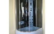 Гидромассажный бокс с глубоким поддоном AquaStream Classic 128 HB R (правый)