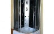 Гидромассажный бокс с глубоким поддоном AquaStream Classic 120 HB