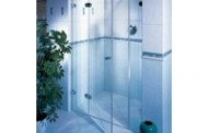 Душевая дверь Ravak CSD2-110 Transp bright alu