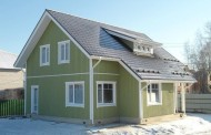 «Финские» каркасные дома