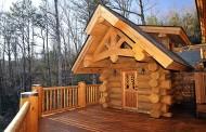 Дома и бани из дерева
