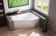 2 интересных факта об асимметричных ваннах