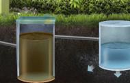 Схема канализации частного загородного дома (коттеджа)