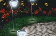 Уличное освещение для дачного участка